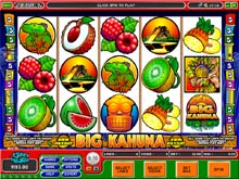 Big Kahuna Slot Machine